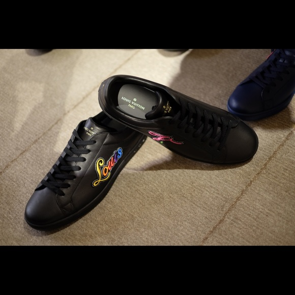 a702f8b8674 Louis Vuitton Limited Luxembourg Sneaker NWT